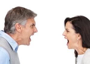 Couple-Yelling